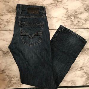 BKE Carter Bootleg Men's Jeans, sz 30R